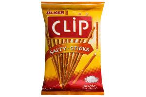 Соломка соленая Salty-sticks Clip Ülker м/у 80г