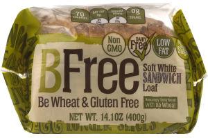 BFree Soft White Sandwich Loaf
