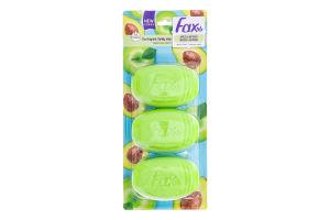 Мыло туалетное Apple&avocado Fax 400г
