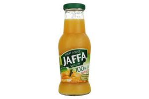 Сок апельсиновый Jaffa с/бут 0.25л