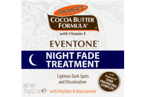 Palmer's Cocoa Butter Formula Eventone Night Fade Treatment