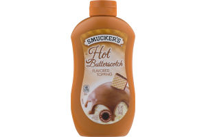Smucker's Hot Butterscotch Flavored Topping