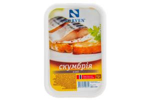 Скумбрія в олії Norven п/у 180г