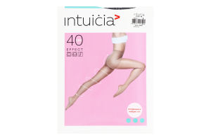 Колготки жіночі Intuicia Effect 40den 3 black