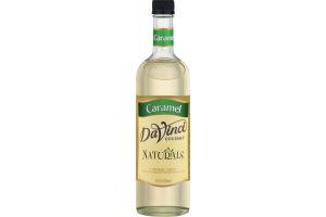 DaVinci Gourmet Naturals Caramel Syrup