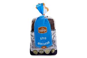 Хліб нарізний Фінський Рум'янець м/у 400г