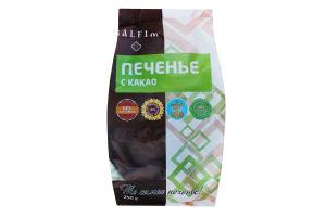 Печиво цукрове з какао Galfim м/у 250г