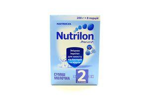 Суміш Nutricia Nutrilon молочна суха 2 200г