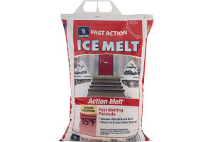 Morton Action Melt Fast Action Ice Melt
