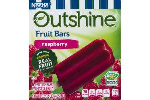 Nestle Outshine Fruit Bars Raspberry - 6 CT