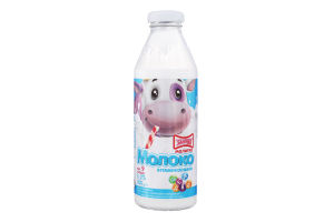 Молоко 3.2% для детей от 9мес стерилизованное витаминизированное Злагода с/бут 200г