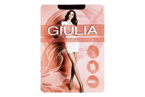 Колготки жіночі Giulia Like 40den 4-L cappuccino