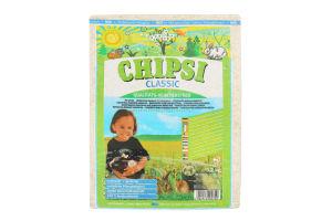 Наполнитель для туалета для грызунов Classic Chipsi 3.2кг