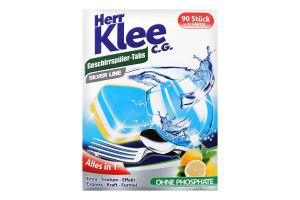 KLEE таблетки д/посудомийних машин 102 шт