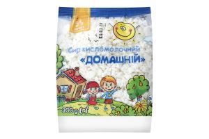 Сир кисломолочний 5% Домашній Богодухівський молзавод м/у 300г
