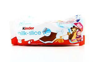 Бисквит Milk-slice с молочным наполнителем Kinder 5*28г/140г