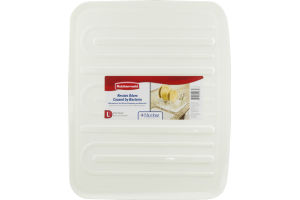 Rubbermaid Drain Board Bisque L