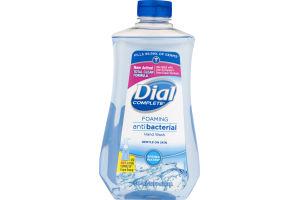 Dial Complete Foaming Antibacterial Hand Wash Spring Water