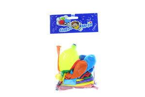 Кульки повітряні надувні Свято мрій для моделювання25шт48350