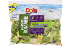 Dole Classic Romaine Salad