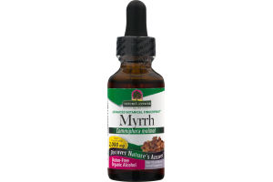 Nature's Answer Myrrh Herbal Supplement
