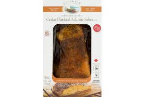 Cedar Bay Cedar Planked Atlantic Salmon