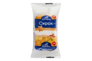 Сирок 15% солодкий з ваніліном Хуторок м/у 90г