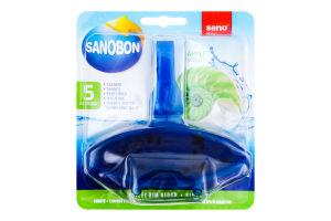 Блок туалетный Apple Sanobon Sano 55г