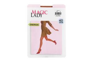 Колготки жіночі Magic Lady Energia 40den 3 daino