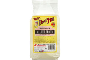 Bob's Red Mill Whole Grain Millet Flour Stone Ground