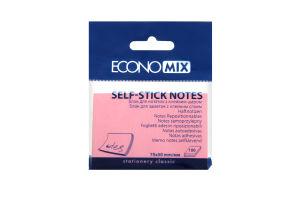 Стикеры Economix 20931 50x75 100шт