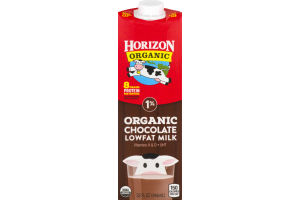 Horizon Organic Lowfat Milk Chocolate