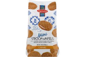 Daelmans Mini Stroop Wafels Caramel