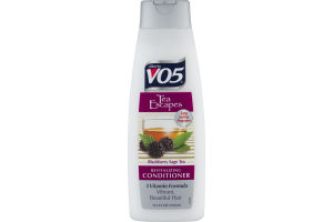 Alberto VO5 Tea Escapes Revitalizing Conditioner Blackberry Sage Tea