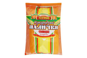 Палички кукурудзяні солодкі неглазуровані Легіон м/у 50г