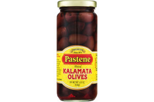 Pastene Kalamata Olives Pitted