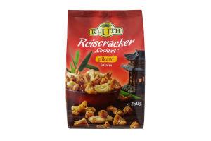 Крекеры Kluth Коктейль рисовые пикантные