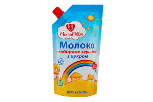 Молоко згущене 8.5% з цукром Mama Milla д/п 300г