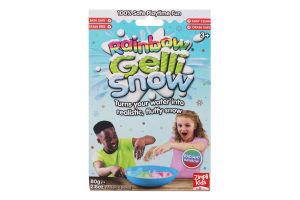 Гель для ванни для дітей від 3років №5320 Rainbow Gelli Snow Zimpli Kids 80г