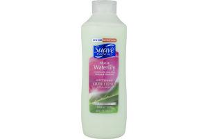 Suave Softening Conditioner Aloe & Waterlily