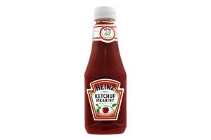 Кетчуп Pikantny Heinz п/бут 342г