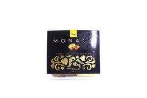Морозиво Три ведмеді Monaco Шоколад-Біскотіно 500г х4