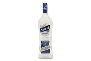 Вермут 1л 16% білий десертний Salute Bianco Fratelli пл