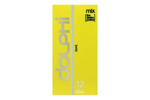 Презервативи анатомічні Mix Dolphi 12шт