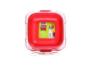 Миска для собак пластмассовая №4101 Topsi 0.3л