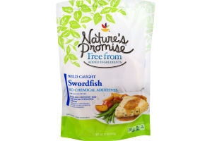 Nature's Promise Wild Caught Swordfish - 2 CT