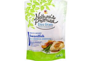 Nature's Promise Wild Caught Swordfish - 2 CT