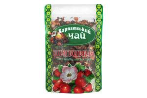 Чай из плодов, ягод и трав Шиповник Карпатский чай д/п 100г