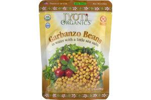 Jyoti Organics Garbanzo Beans