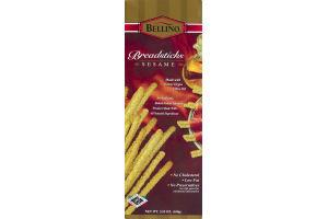 Bellino Breadsticks Sesame